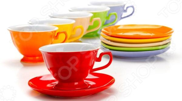 Чайный набор Loraine LR-26554 чайный сервиз 23 предмета на 6 персон bavaria кёльн b xw213y 23