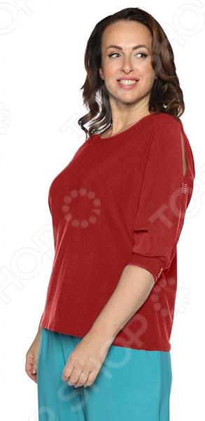 Туника Pretty Woman «Теплая гармония». Цвет: красный