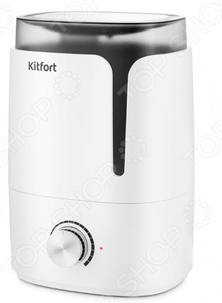 Увлажнитель воздуха KITFORT КТ-2802 Увлажнитель воздуха KITFORT КТ-2802-1 /Белый