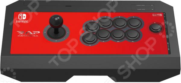 Геймпад аркадный HORI Pro.V Hayabusa для Nintendo Switch и ПК