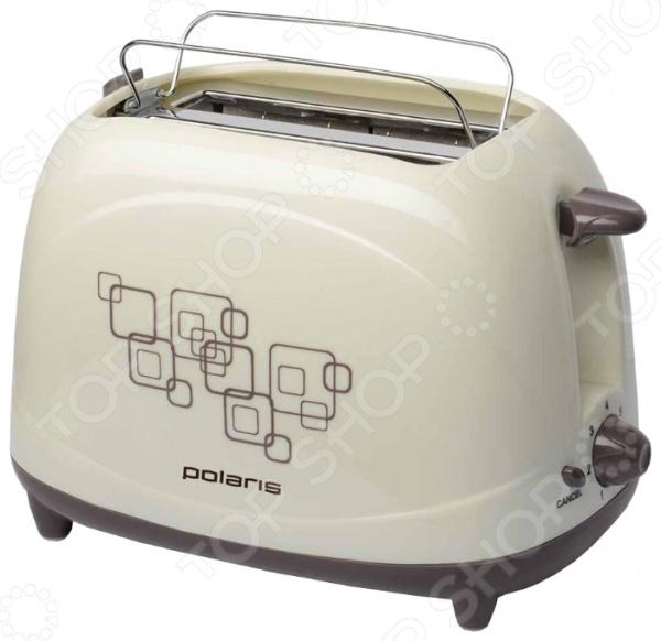 лучшая цена Тостер Polaris PET 0707
