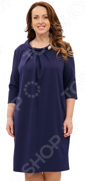 Платье Pretty Woman «Любимица солнца». Цвет: синий кольцо с цоизитом любимица