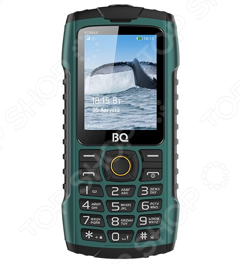 Мобильный телефон BQ 2439 Bobber