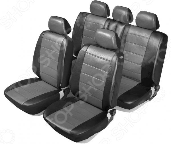 Набор чехлов для сидений Senator Madrid куплю чехлы на авто с орлами