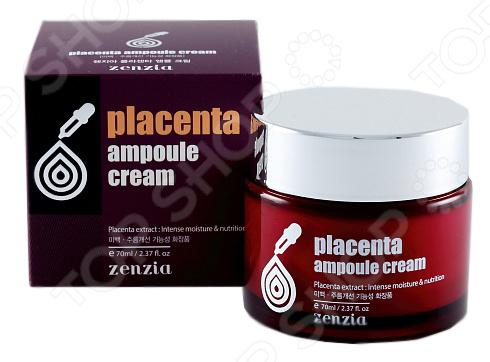 Крем для лица «Основной уход» с плацентой