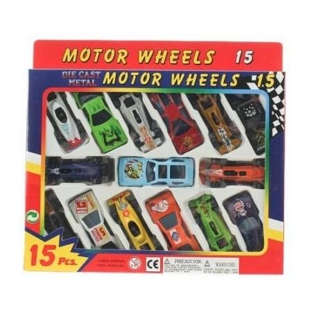 Купить Набор машинок игрушечных MSN Toys 6803343