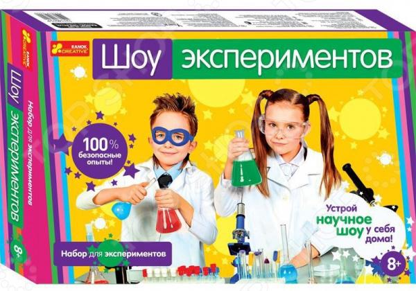 Набор для экспериментов Ранок «Шоу экспериментов»
