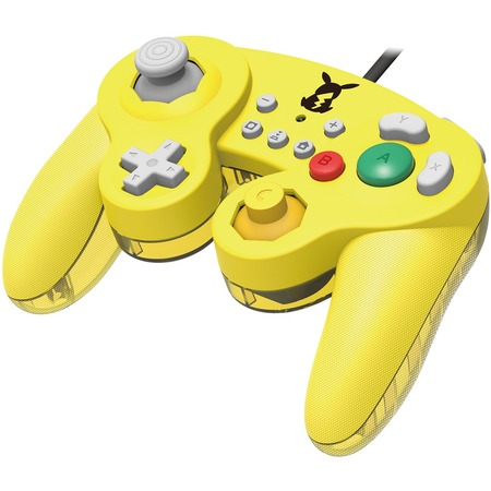Купить Геймпад HORI Battle Pad. Pikachu для Nintendo Switch