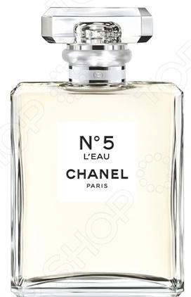 Туалетная вода для женщин Chanel №5 L'eau, 50 мл кольцо chanel cc logo