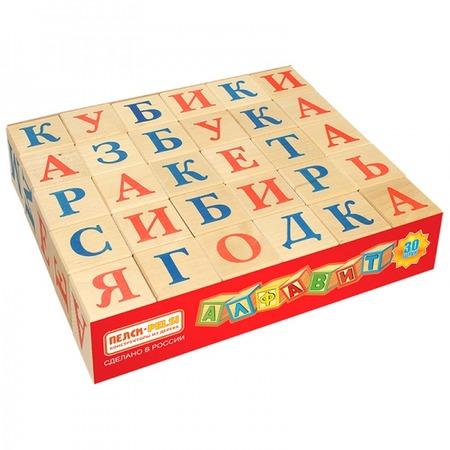 Купить Кубики обучающие Теремок с буквами