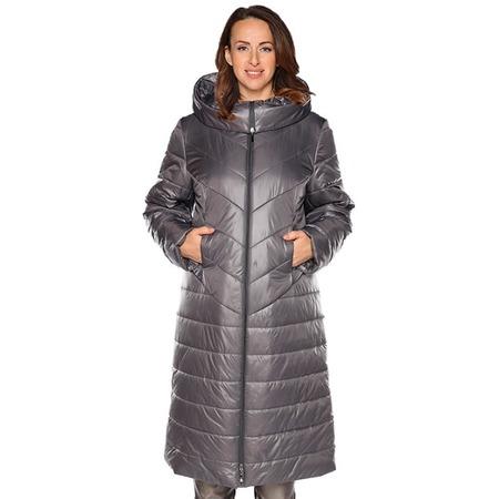 Купить Куртка Pit.Gakoff «Морозное утро». Цвет: темно-серый
