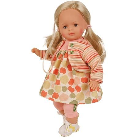 Купить Кукла мягконабивная Schildkroet «Блондинка Ханна»