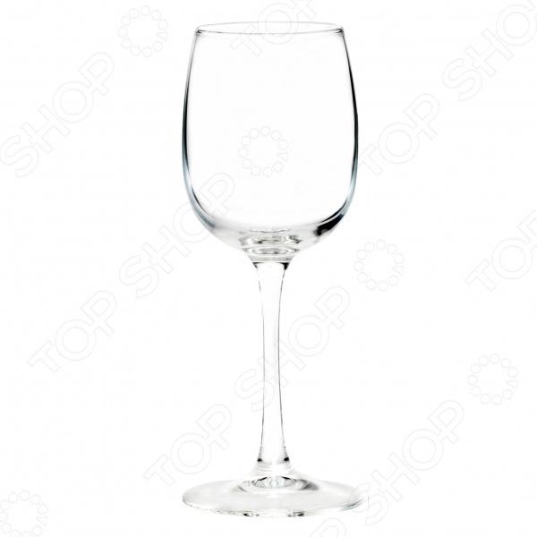 Набор бокалов для вина Luminarc Allegresse. Количество предметов: 6 шт набор бокалов crystalex ангела оптика отводка зол 6шт 400мл бренди стекло