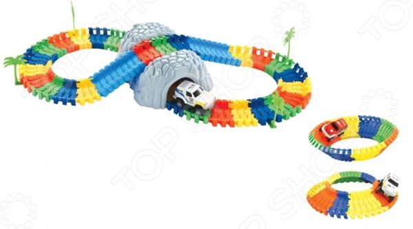 Трек гоночный 1 Toy «Большое путешествие» Т59347 Трек гоночный 1 Toy «Большое путешествие» Т59347 /