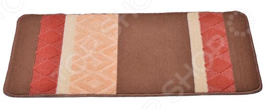 Коврик для ванной Dasch «Ромбы» коврик круглый для ванной dasch листопад