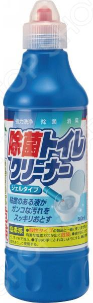 Чистящее средство для унитаза Mitsuei 030574 чистящее средство для унитаза bref сила актив с хлор компонентом 50г