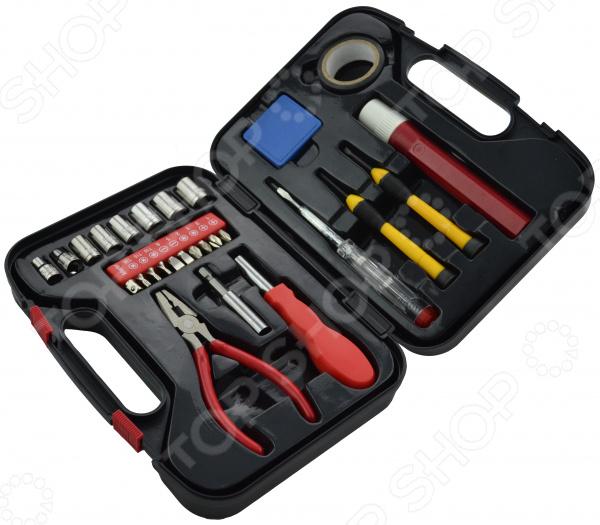 Набор инструментов KomfortMax KF-1187 набор инструментов komfortmax kf 1023