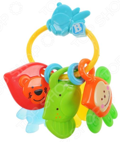 Игрушка-прорезыватель B kids «Листочки» игрушка черепашка b kids