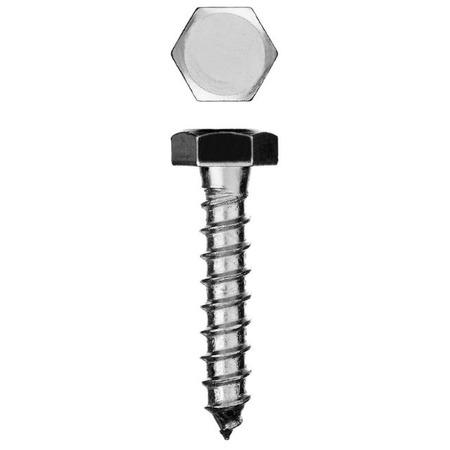 Купить Набор шурупов Зубр ШДШ с шестигранной головкой (DIN 571)