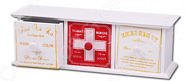 Шкатулка для медикаментов Patricia IM99-2628 шкатулка для чая patricia im99 2626