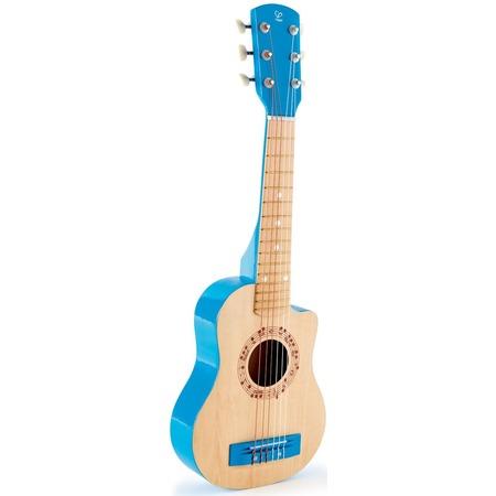 Купить Игрушка музыкальная Hape «Гитара. Голубая Лагуна»
