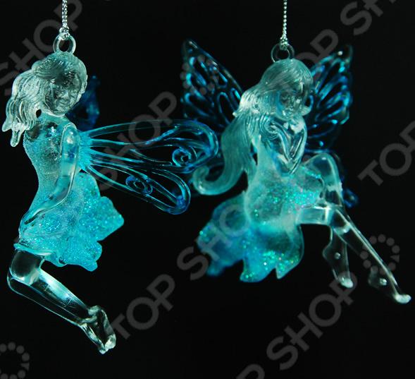 Zakazat.ru: Новогоднее украшение Crystal Deco «Ангел». В ассортименте