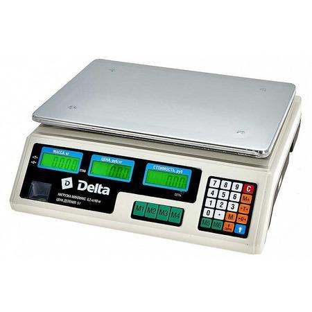 Купить Весы торговые Delta ТВН-40
