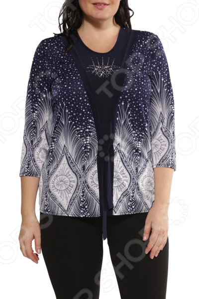 Блуза LORICCI «Ивона»