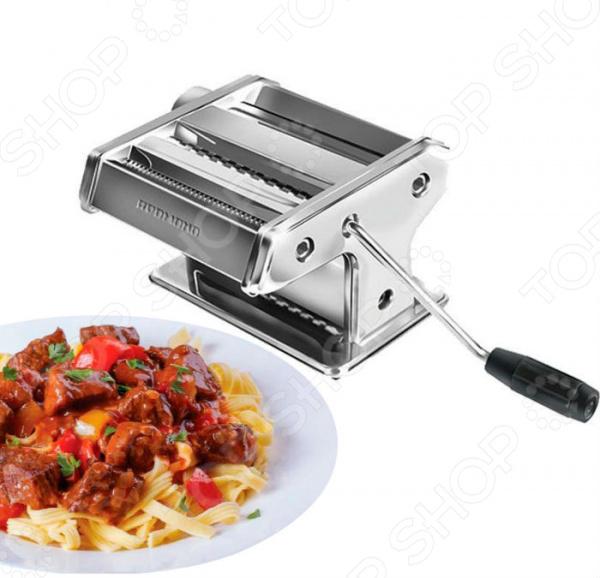 фото Машинка для приготовления пасты Redmond «Итальяно», Лапшерезки