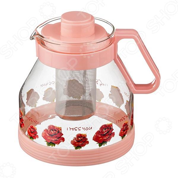 Чайник заварочный Agness 885-012