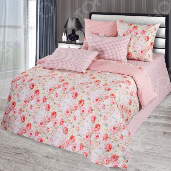 Комплект постельного белья La Noche Del Amor А-724. 2-спальный