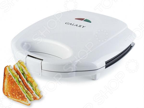 Сэндвичница Galaxy «Горячий обед»