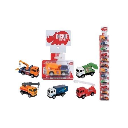 Купить Машинка игрушечная Dickie «Городская техника». В ассортименте