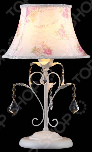 Настольная лампа Natali Kovaltseva COMO 75000-1T WHITE
