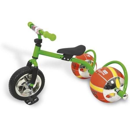 Купить Велосипед детский с колесами в виде мячей Bradex «Баскетбайк»