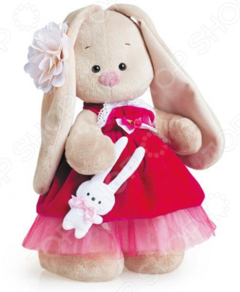 Мягкая игрушка BUDI BASA «Зайка Ми - калина»