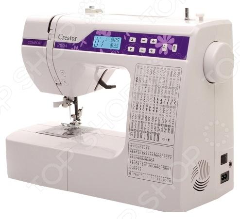 Швейная машина COMFORT 200 A