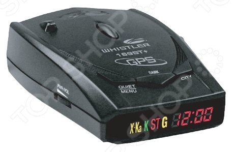 Радар-детектор Whistler WH-169ST
