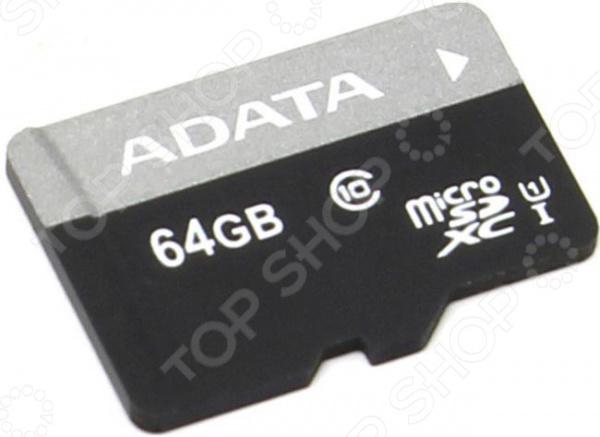 Карта памяти A-DATA AUSDX64GUICL10-R