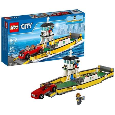 Купить Игровой конструктор LEGO «Паром»