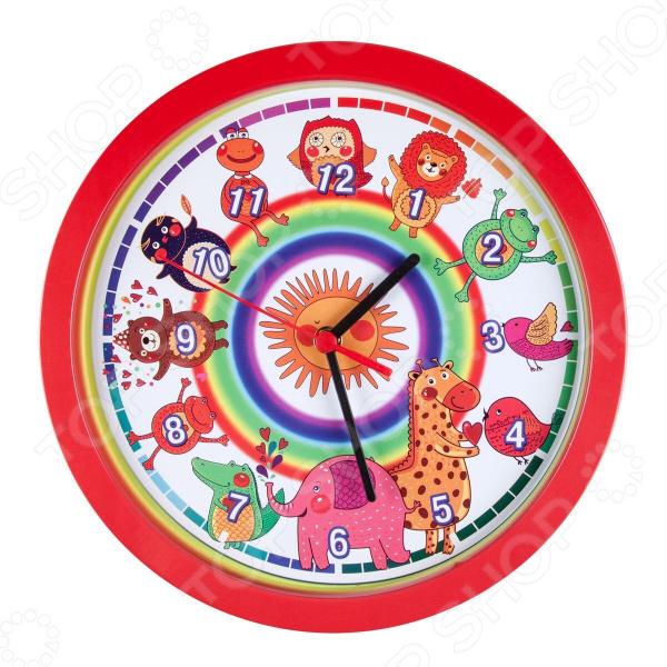 Часы настенные Miolla детские часы настенные miolla попугай