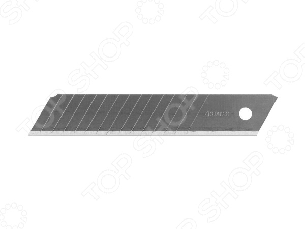 Лезвия для ножа Stayer Profi 0916-S10 лента stayer profi клейкая противоскользящая 50мм х 5м 12270 50 05