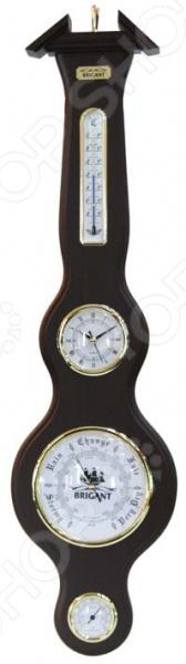 Часы-метеостанция настенные Brigant 28059