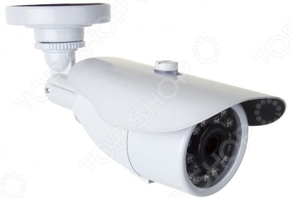 Камера видеонаблюдения цилиндрическая уличная Rexant 45-0358 Камера видеонаблюдения цилиндрическая уличная Rexant 45-0358 /