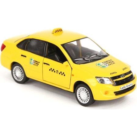 Купить Модель автомобиля 1:32 Carline Lada Granta. Такси