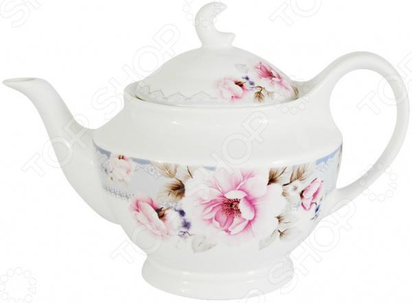 Чайник заварочный Primavera «Розовый блюз»
