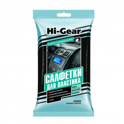 Салфетки для пластика Hi Gear HG 5602 N