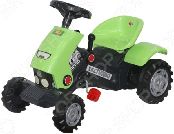 Каталка детская Coloma Y Pastor с педалями Turbo-2