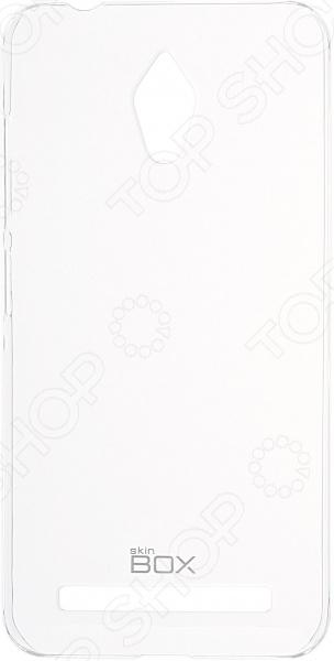 Чехол защитный skinBOX ASUS ZenFone Go ZC500TG asus zenfone go zc500tg 8gb dual sim black