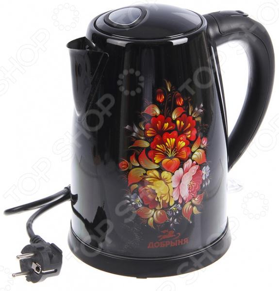 Чайник DO-1219«Хохлома»